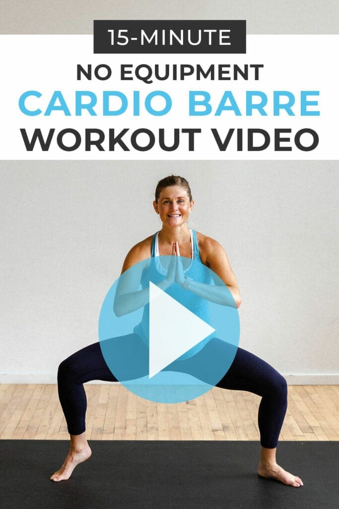 Cardio Barre Workout Video