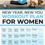 workout plan for women