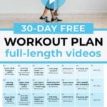 full length workout videos