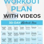 workout plan with videos