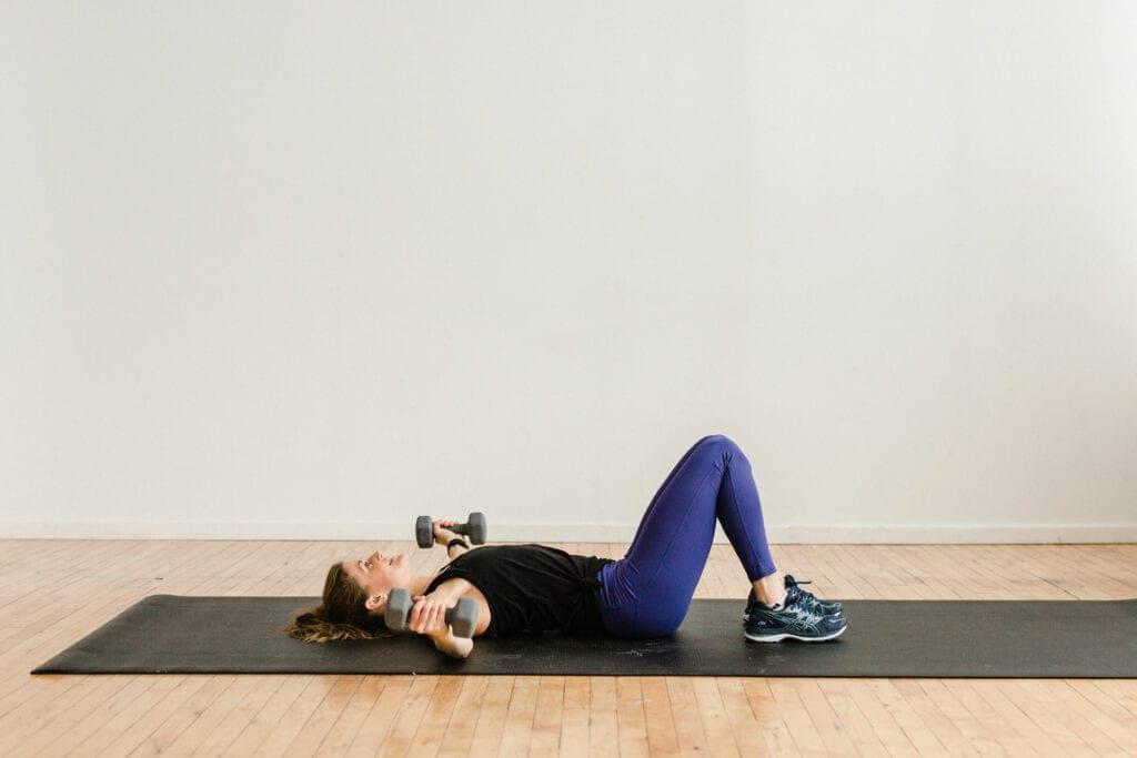 the best chest exercises for women