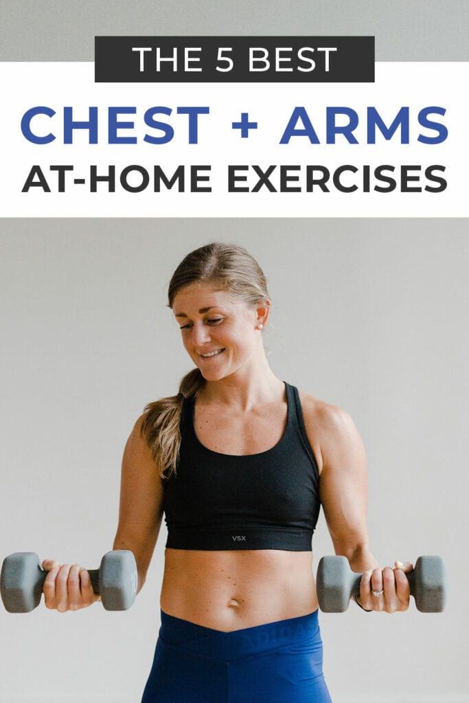 5 Best Chest Exercises For Women Nourish Move Love