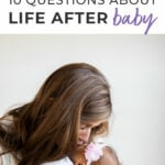 life after baby and postpartum fiitness