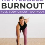 Full Body Burnout With Kettlebell