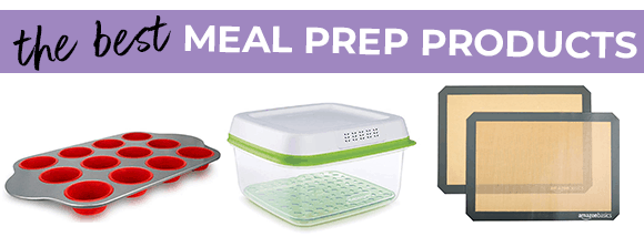 meal prep kitchen essentials