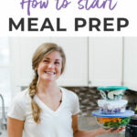 how to start meal prep
