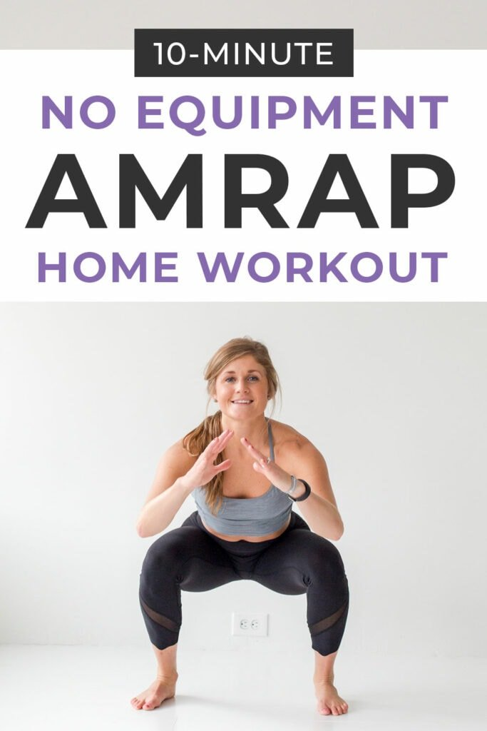 No Equipment Home Workout