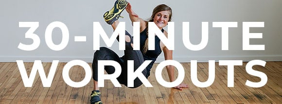 30 minute workout no equipment