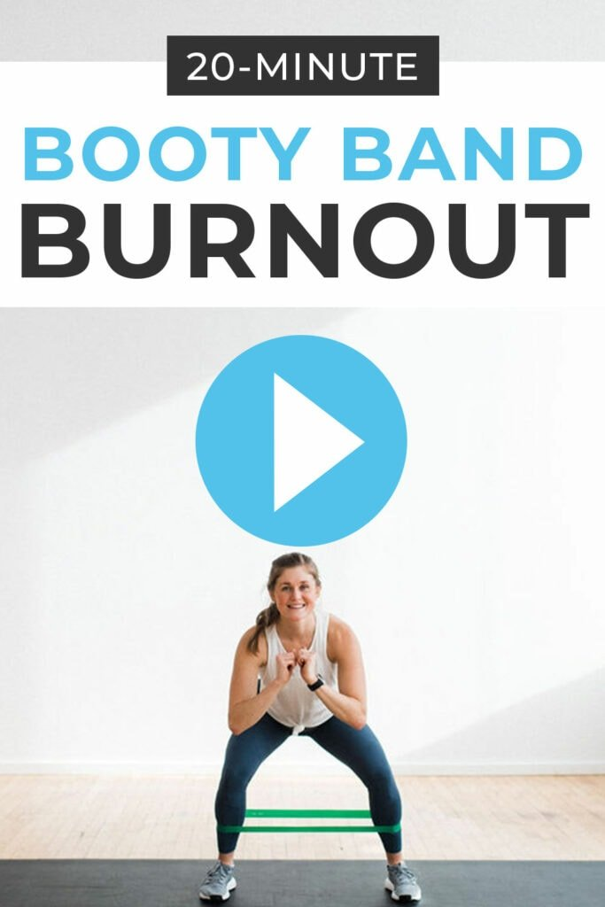 20 Minute Booty Band Workout
