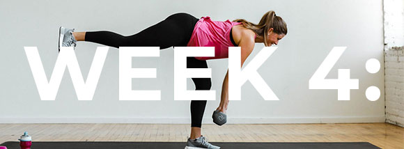 Postpartum Exercises Week 4