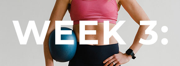 30 day home workout plan | week 3
