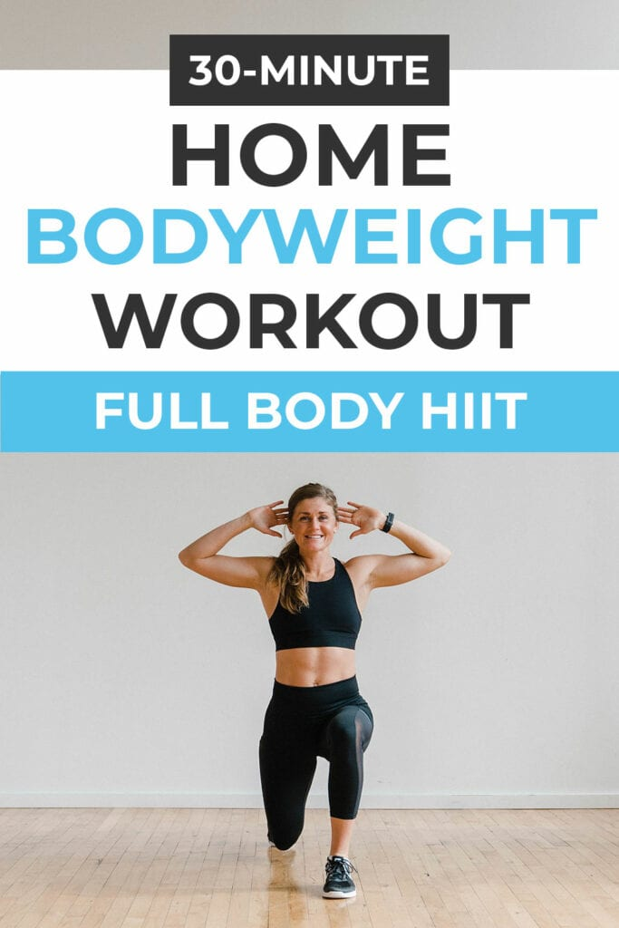 Full Body HIIT Home Workout