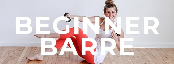 Beginner Barre Workouts At Home
