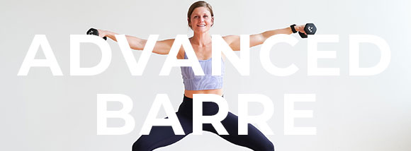Advanced Cardio Barre Workouts