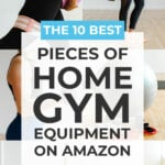 Home gym equipment on amazon