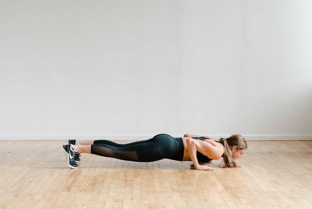 Push Up Bodyweight Exercise