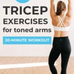 the best tricep exercises | tricep exercises for women