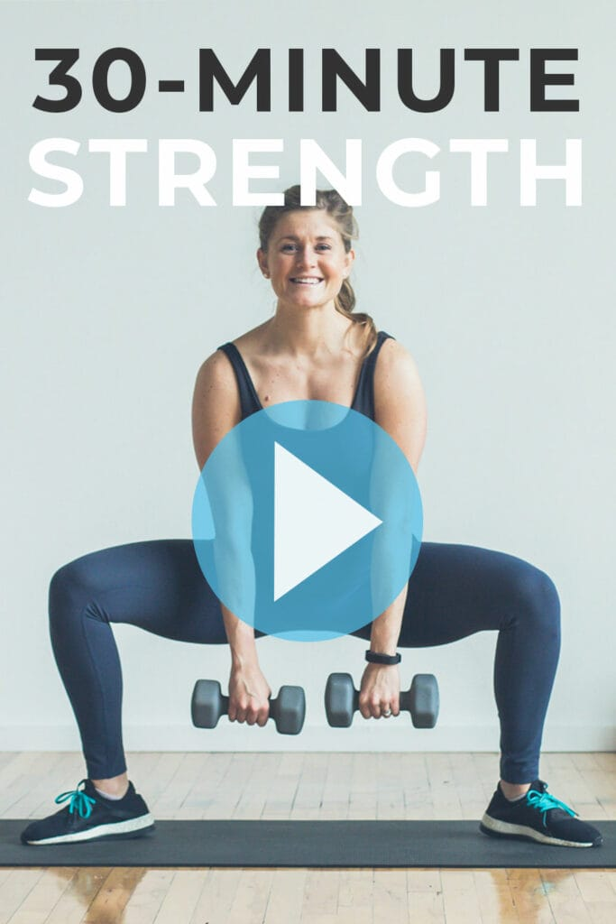 30-minute strength training workout