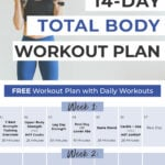 14 Day Challenge | total body workout