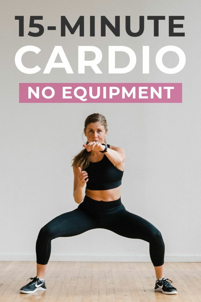 No Equipment HIIT Cardio Workout