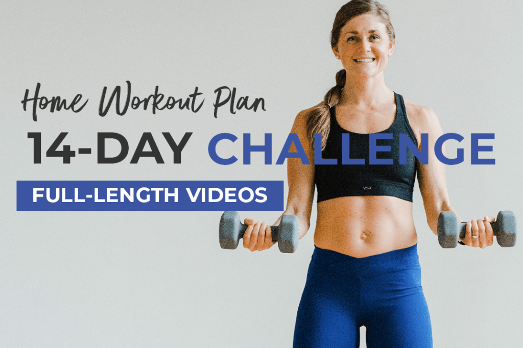 14 Day Home Workout Challenge