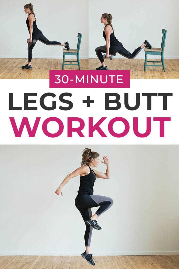 Booty Building Legs and Butt Workout