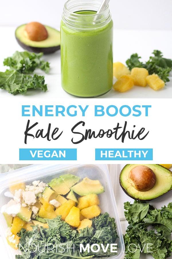 Vegan Kale Smoothie