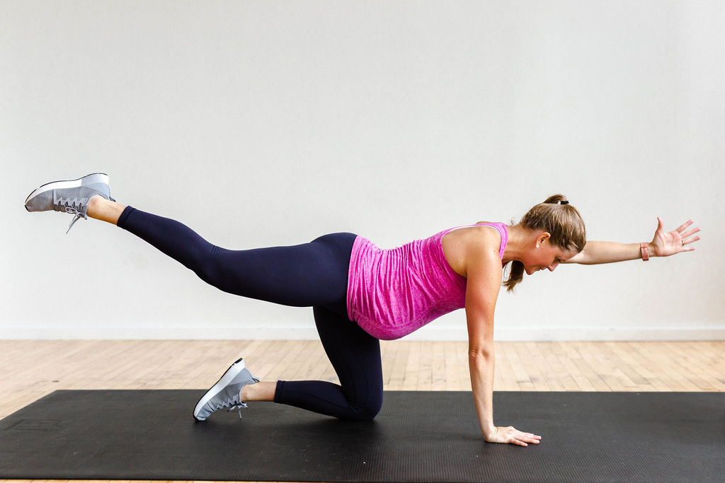 pregnancy workouts online