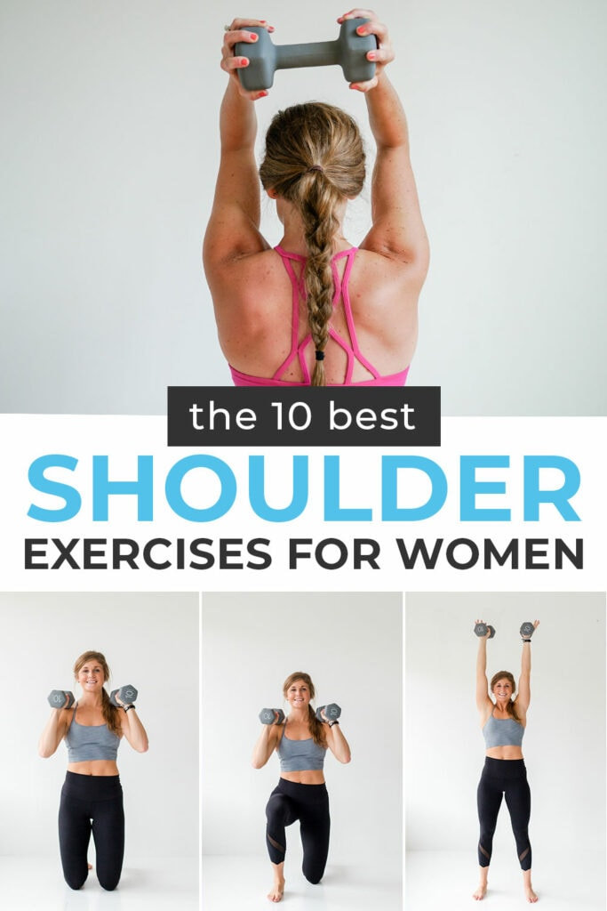 Shoulder Exercises for Women