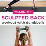 Back Workout For Women | the best back exercises for women