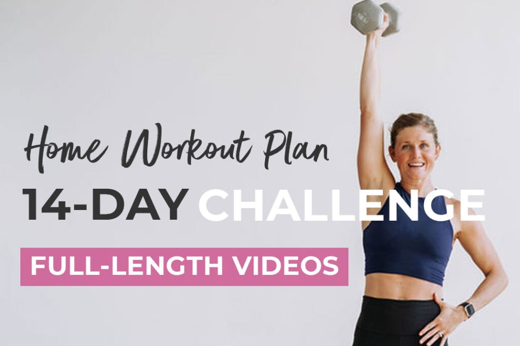 2 Week Shred | 14 Day Challenge