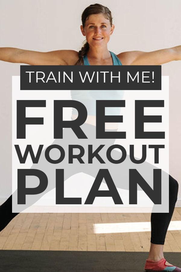 Free Workout Plan for Women