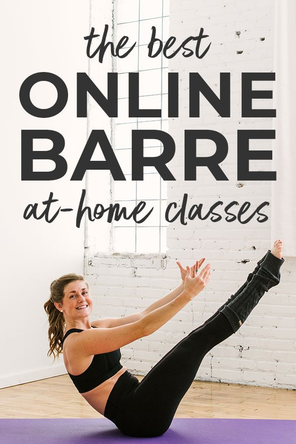 free barre classes at home