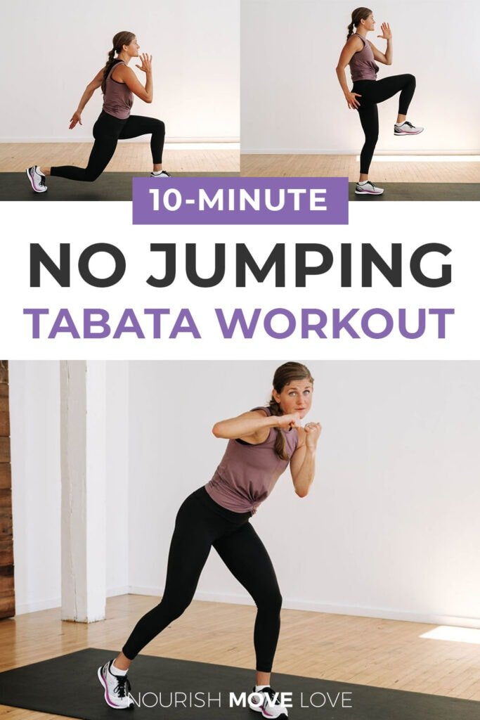 10 Minute Tabata Workout