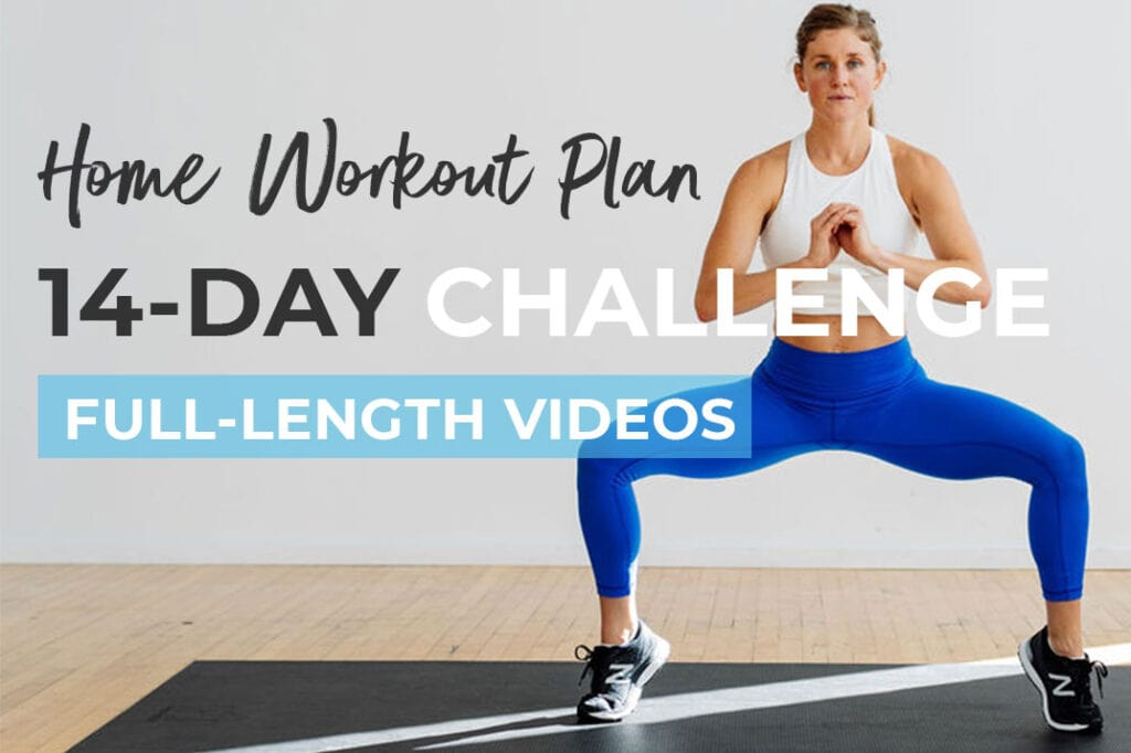 2 Week Shred + 14 Day Workout Challenge