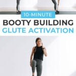 Glute Activation Pin for Pinterest