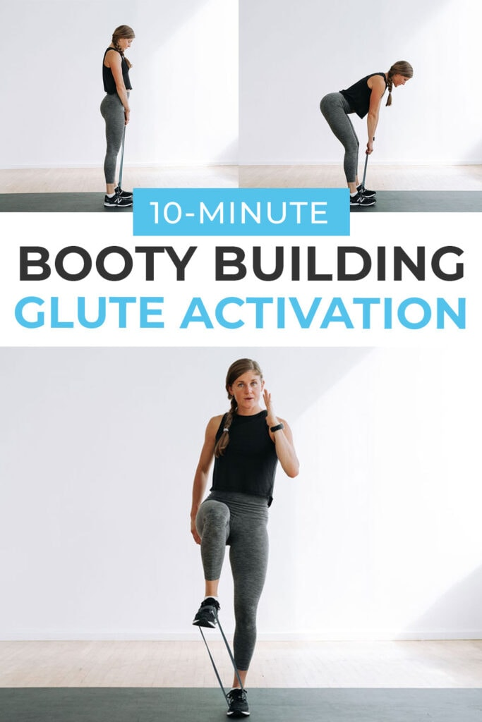 Glute Activation to Build a Booty