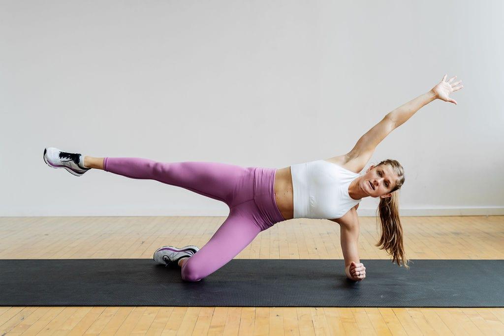 Side Plank | best ab exercises for women