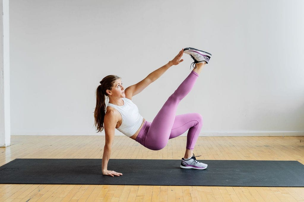 challenging ab exercises for women