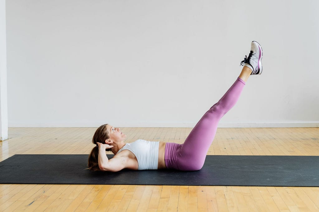 the best ab workouts for women crunches
