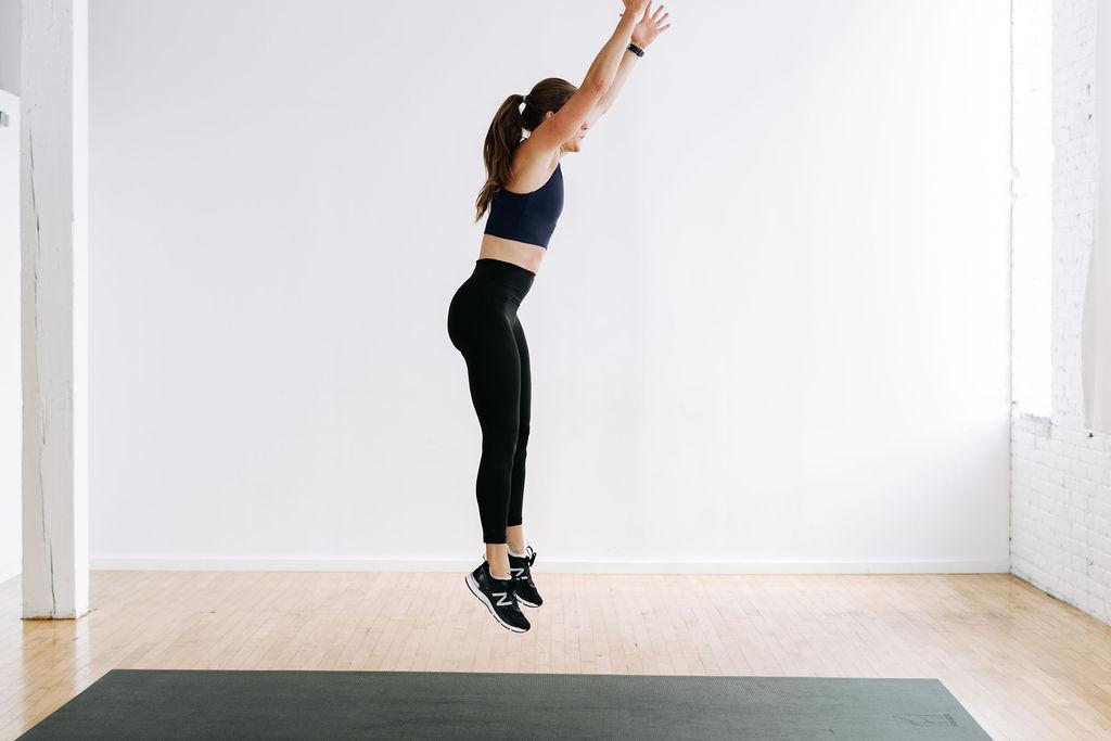 Burpee | 5 Minute Fat Burning Workout