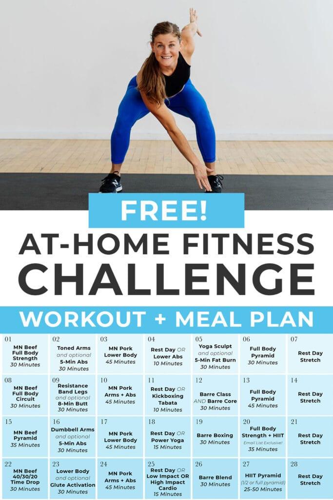 Free Home Workout Plan