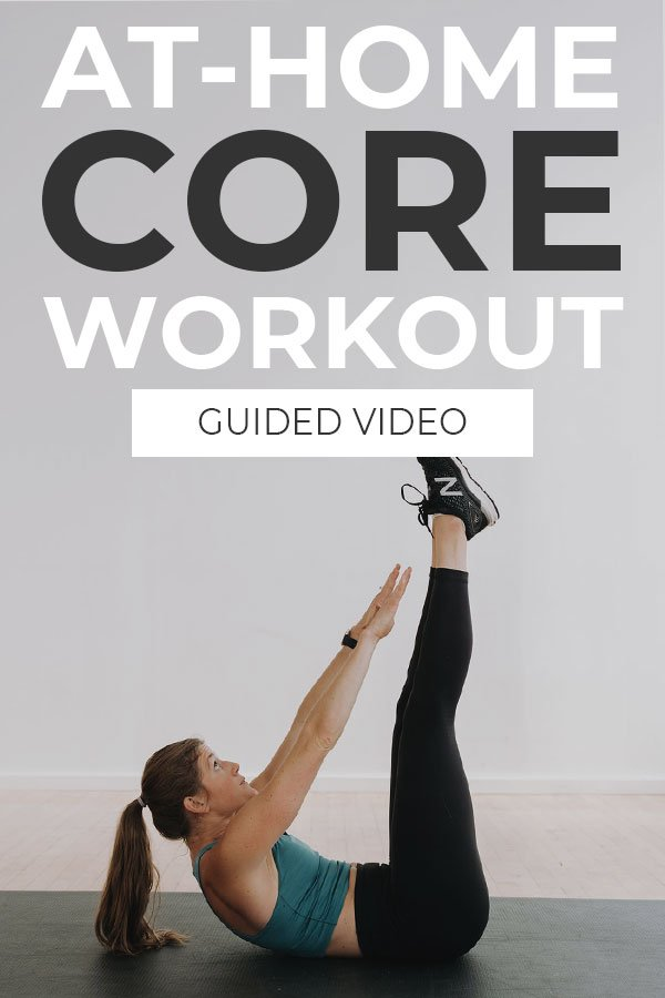 5 Minute Abs pin for pinterest Tabata Abs Workout
