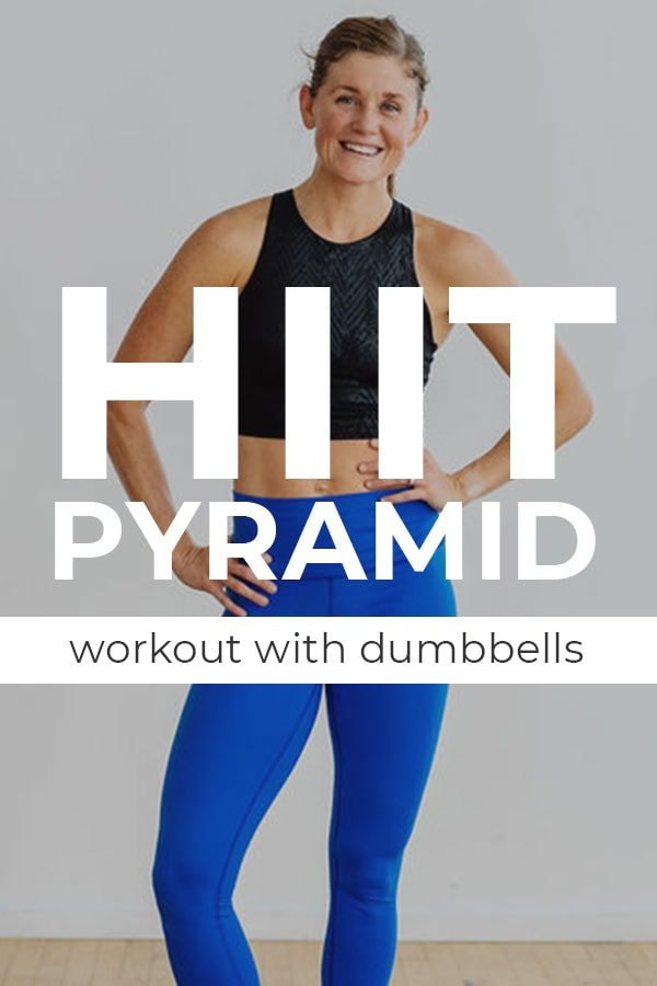 Full Body Resistance Training HIIT Workout