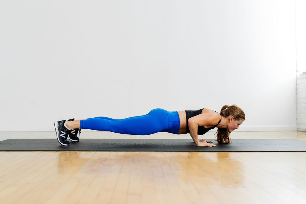 push ups bodyweight resistance training at home
