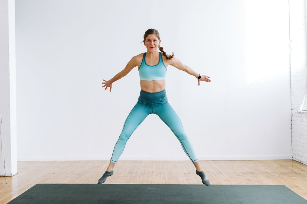 Best barre workouts on YouTube, no equipment