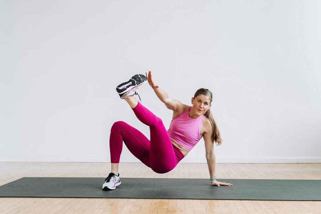 Sit Kicks, Dynamic Warm Up Routine