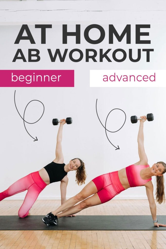 30-Minute Fat Burning Cardio Abs Workout beginner abs to advanced abs