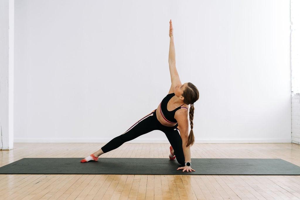 t-spine stretch | upper body stretches