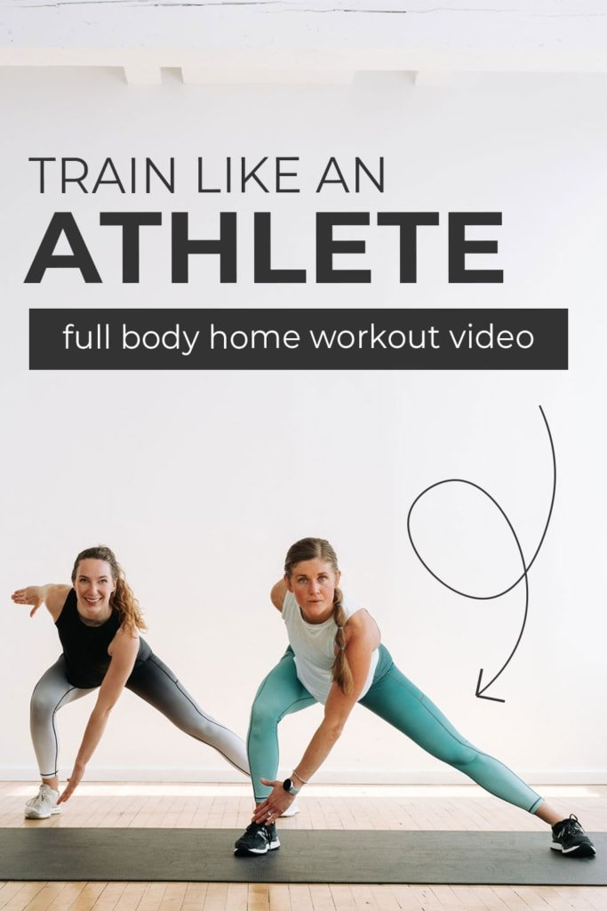 Full Body Explosive Workout At Home